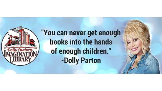 Picture of Dolly Parton and quote.