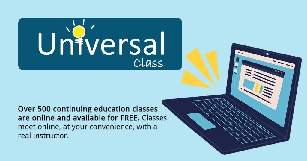 Universal Class photo.