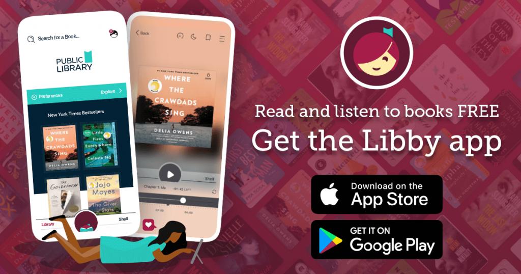 Libby App image.