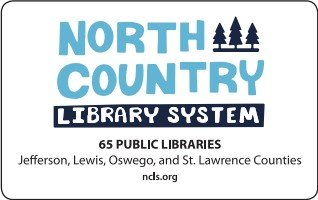 Photo of library card.